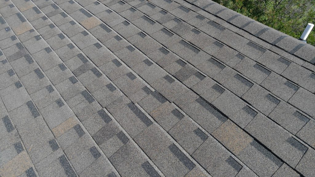 """New Roof"" Inspector saves home buyers when he noticed that the brand new shingles had been installed incorrectly."